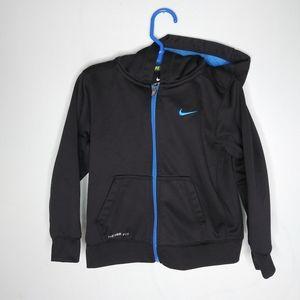 Nike Therma Fit Full Zip Hoodie Athletic Jacket